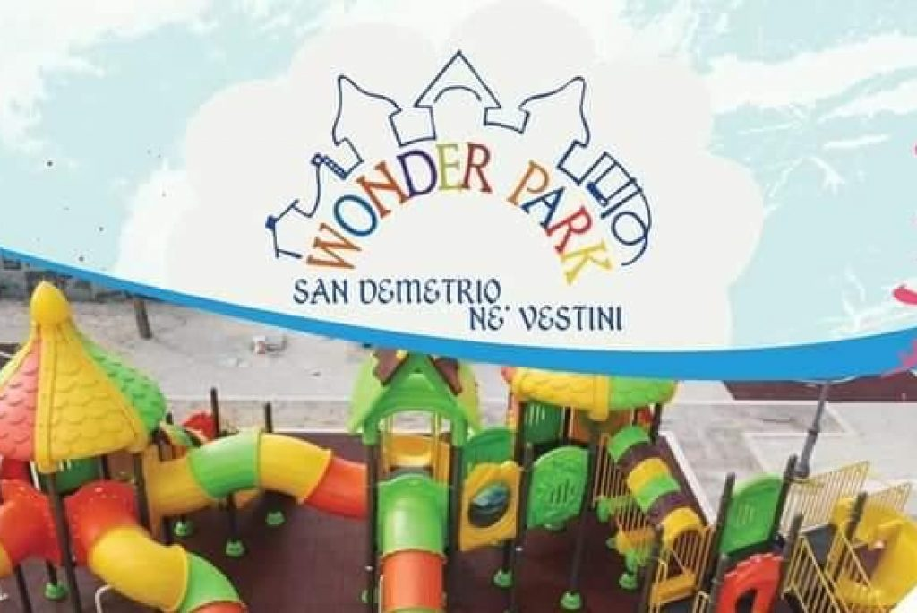 Inaugurazione Wonder Park